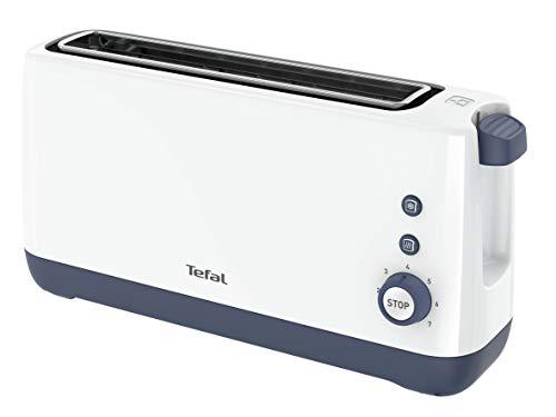Tefal Toaster Minim TL302110 - Parrilla compacta para pan