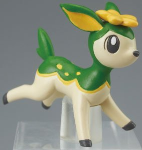 Pokemon Clipping Figure Movies Mini Figur: Sesokitz / Deerling