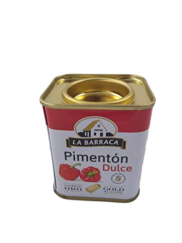 Paprika in Goldqualität, 75gr (Pimentón Dulce Calidad Oro, 75)