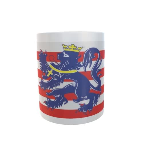 U24 Tasse Kaffeebecher Mug Cup Flagge Brügge