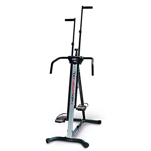 MaxiClimber XL 1000 with Hydraulic Resistance - The Revolutionary Vertical Climber, as-seen on-TV for a Full Body Workout