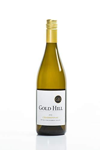 Gold Hill Weißwein Chardonnay trocken, Kanadischer Wein - Similkameen Valley Kanada, BC VQA, (1x0,75 l)