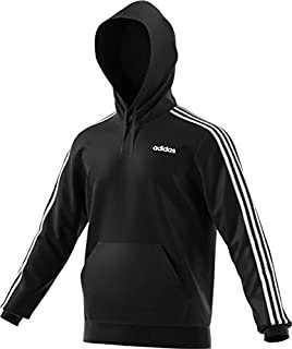 adidas Men's Essentials 3-stripes French Terry Pull-over