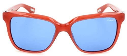 Lavin Lanvin Sonnenbrille SLN676M 03G9 55 17 135 Gafas de sol, Rojo (Rot), Mujer