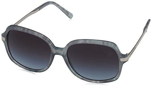 Michael Kors Damen 0MK ADRIANNA II 316111 57 Sonnenbrille, Grey Pastel Tort/Lightgreygradient