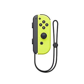 Genuine Nintendo Switch Joy Con Wireless Controller Neon Yellow  Right