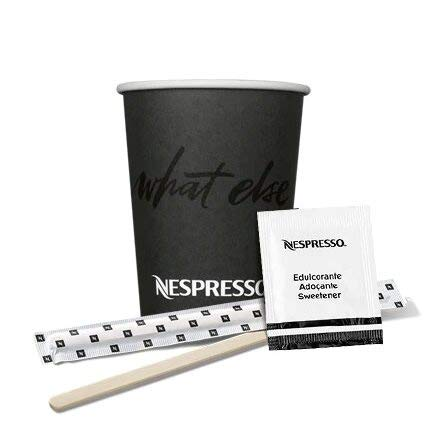 Cia&Co Pack Vasos Desechables Nespresso para Café Lungo/Largo/con Leche, 120 Vasos de...