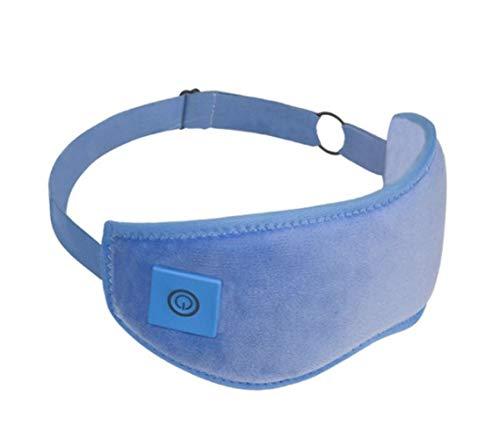 Sgfdjh Augenmaske USB Heizung Massage-Maske Temperatur einstellbar Augenmaske for Frauen und Kinder