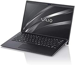 VAIO 14.0型ノートパソコン VAIO SX14 ブラック(Core i5/メモリ 8GB/SSD 256GB/Office H&B 2019) VJS14190311B