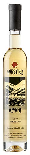 Whistler 2017 Riesling Eiswein 37.5 CL, Kanadischer Wein | Canadian Icewine, Okanagan Valley, BC VQA, Kanada