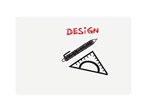 Legamaster Board-Up, frameloos whiteboard, gelakt stalen oppervlak, paneel voor doorlopende schrijfbladen in XL formaat 75 x 50 cm wit