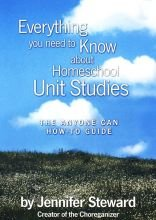 Homeschool Study Units How To (AFFILIATE)