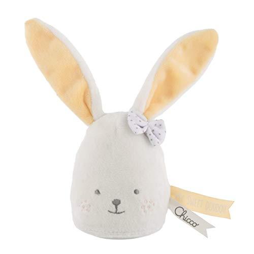 Chicco 00009601000000 - Luce notturna a forma di coniglio, colore: Beige