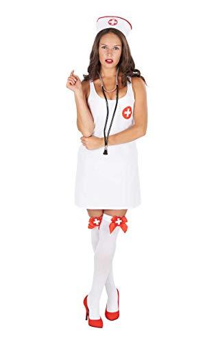 ORION COSTUMES Costume da donna travestimento Halloween, addio al nubilato, infermiera sexy