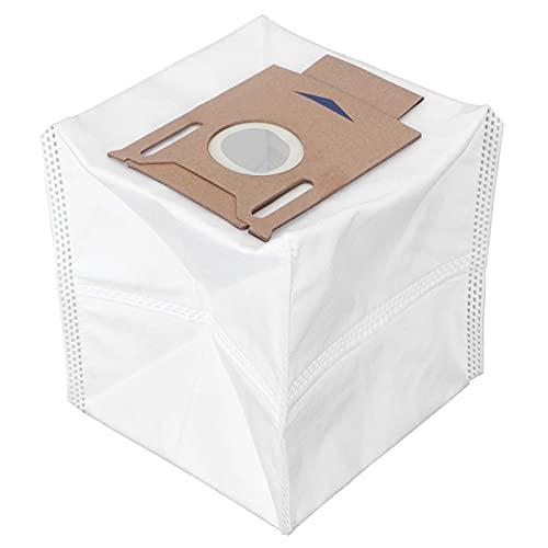 Sac d aspirateur, sacs à poussière d aspirateur Robuste et durable Léger écologique facile à démonter Grande capacité pour la maison pour la balayeuse