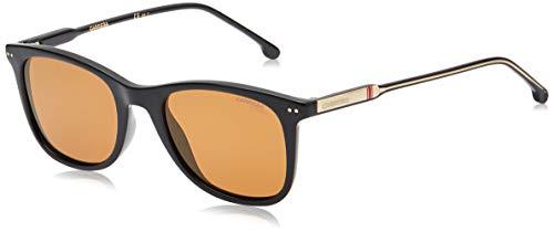 Carrera 197-S-807-K1 Gafas, Black/Gd Oro, 51/17/140 Unisex Adulto
