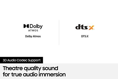 SAMSUNG 3.1.2ch Q700A Q Series Soundbar - Dolby Atmos/DTS: X (HW-Q700A, 2021 Model)