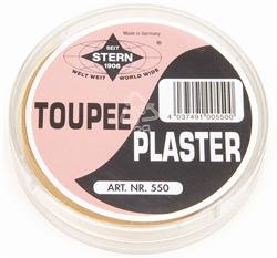 Ster Toupet pleister nr. 550, 2,5 m x 12 mm, rol