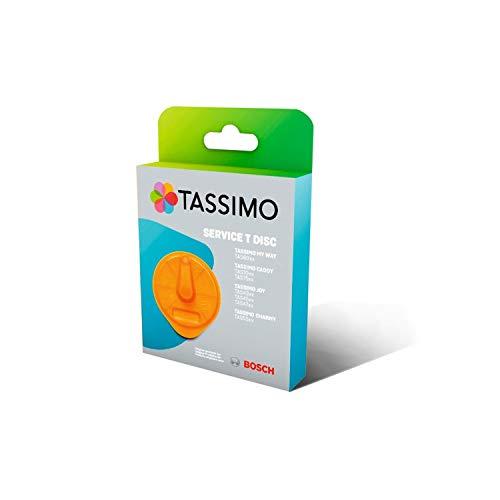 sparefixd Service Orange T Disc für Bosch TASSIMO Coffer Maker Machine