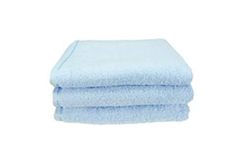 ARTG Towelzz - Toallas (5 Unidades), Color Azul Claro