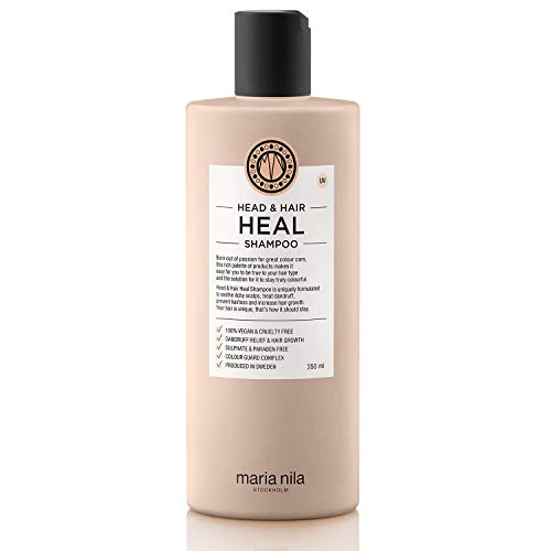 Maria Nila Head and Hair Heal Shampoo,1er Pack (1 x 350 ml)