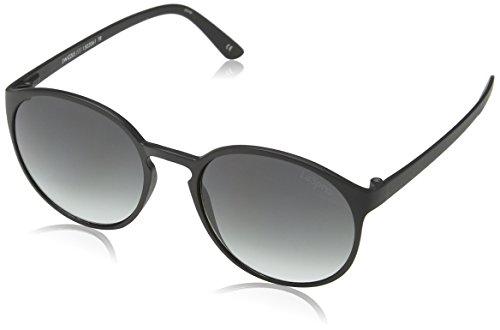 Le Specs Swizzle Sonnenbrille schwarz Einheitsgröße