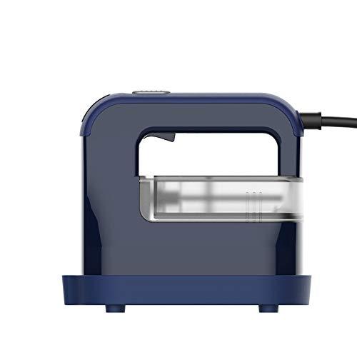Máquina de planchado de ropa de mano, admite planchado en seco y en húmedo, plancha de vapor doméstica pequeña (90 ml), plancha eléctrica de vapor instantánea portátil,B