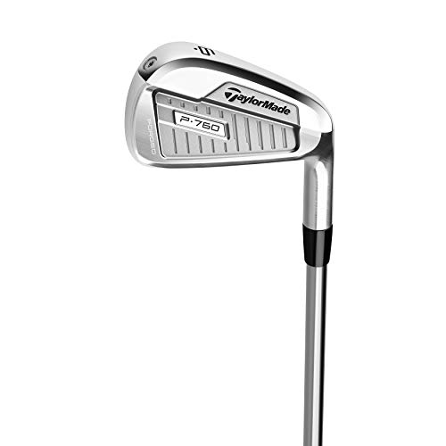 TaylorMade P760 Iron Set (3-PW, Right Hand, Stiff Flex)