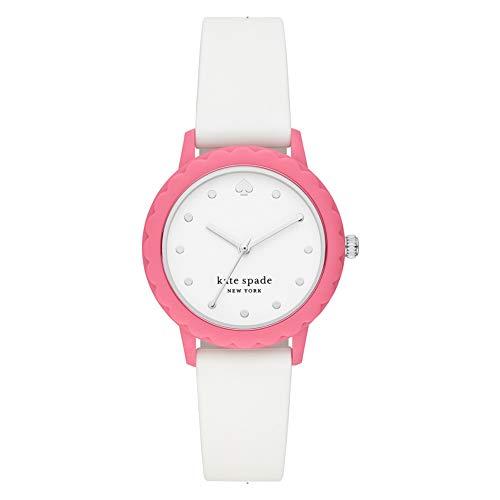 Kate Spade Damen-Uhren Analog Quarz One Size Pink 32013296