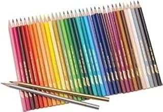 Prang Bulk Buy Prang Thick Core Colored Pencil Set 36 Pack (2-Pack)