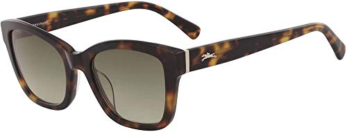 Longchamp LO632S, Acetate Occhiali da Sole Havana Unisex Adulto, Multicolore, Standard