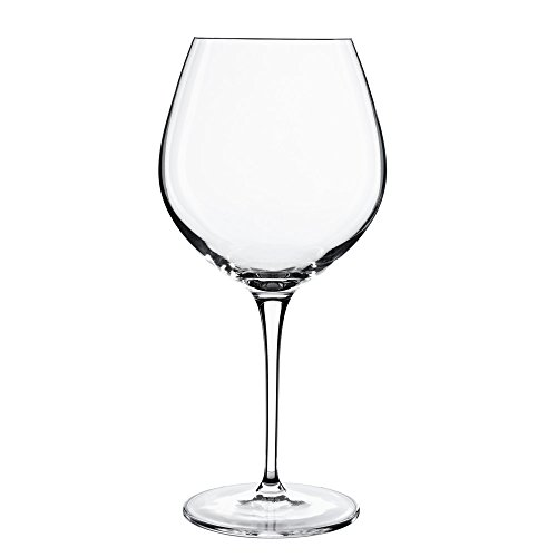 Bormioli Luigi - Verre à pied 66 cl robusto vinoteque (lot de 6)