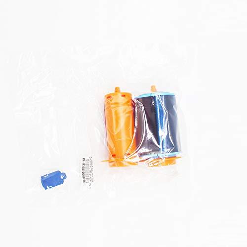 YMCKO Farbband für HITI GB1 CS-3 Drucker, 200 Stück