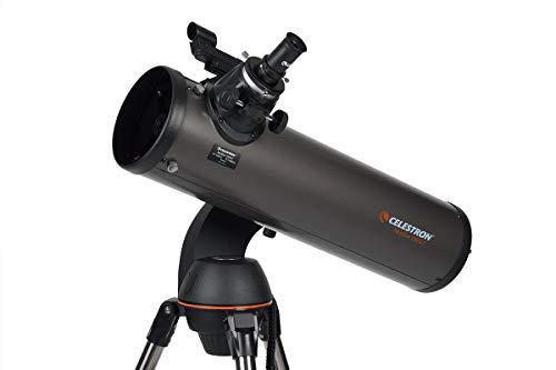 Review Celestron NexStar 127SLT Mak Computerized Telescope (Black) (Renewed)