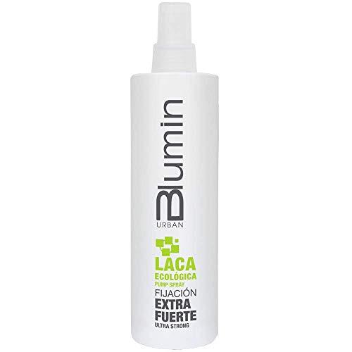 Blumin Laca Ecológica Fijación Extra Fuerte Profesional Pelo Flexible Fácil de Retirar 200 ml