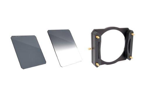 Juego de filtros de Densidad Neutra Formatt Hitech HT85NDMKIT 85 mm, 6 filtros ND est/ándar degradados de transici/ón Suave