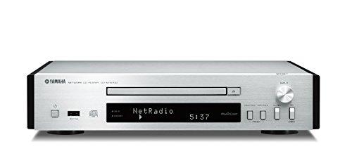 Yamaha CD nt670d Argento