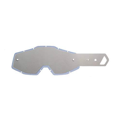 SeeCle combo lenzen compatibel met 100% Racecraft/Strata/Accuri masker Rokerig