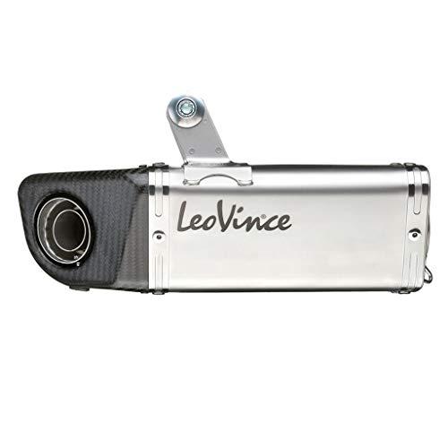 LeoVince Underbody Slip-On ER-6N ER650A 06-08 - Tubo de escape (acero inoxidable)