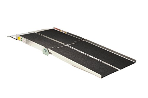 Prairie view industries UTW630 portable wheelchair ramp
