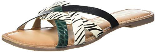 Gioseppo Stiles, Sandalias Planas Mujer, Multicolor, 38 EU