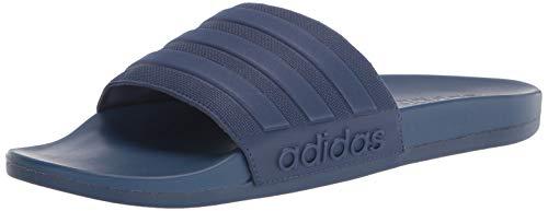 adidas Herren Adilette Comfort Wasserschuh, (Indigo/Indigo/Indigo), 41 EU