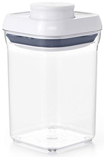 Our #2 Pick is the OXO Square Pop Brown Sugar Storage Container