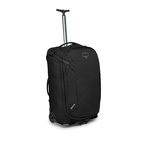 Osprey Ozone 75 Unisex Lightweight Wheeled Travel Pack - Black (O/S)