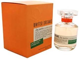 United Colors Of Benetton United Dreams Stay Positive for Women 80ml Eau de Toilette
