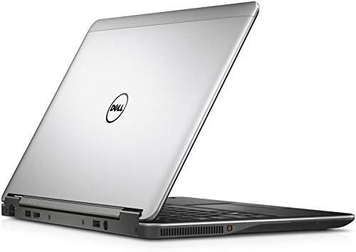 (Renewed) Dell Latitude E7240 12.5-inch Laptop (4th Gen Intel Core i7/8GB/256GB SSD/Windows 10/Integrated Graphics), Black