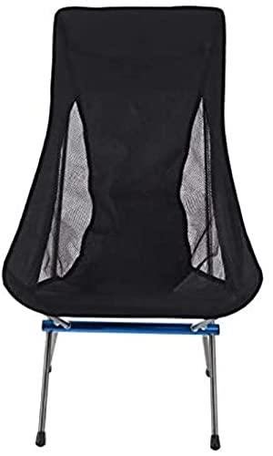 QUERT Puede Usar sillas para Acampar al Aire Libre, sillas Plegables portátiles y Versiones mejoradas de Mochilas de Ocio al Aire Libre Cuando Haga Caminatas, picnics,