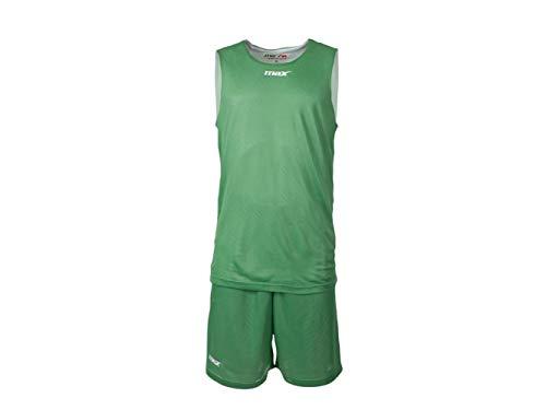 Max Komplette Basketball Erwachsene Kinder Tank Top Shorts Double