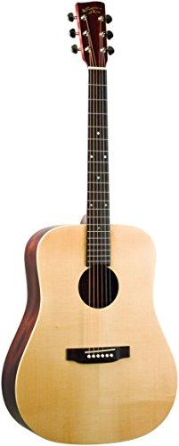 Grabación King rd-a9m EZ tono Plus todos los sólido dreadnought guitarra