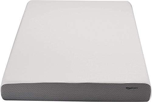 Amazon Basics 6 Inch Memory Foam Mattress Soft Plush Feel Full product image